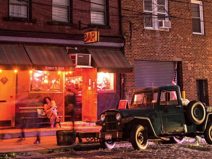 Sunny's Bar; Brooklyn, NY | This singular Red Hook saloon is a long-standing hold-out in a neighborhood once replete with longshoremen