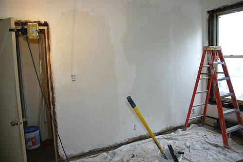 How to skimcoat a wall like a pro (almost)   Old House Web Blog