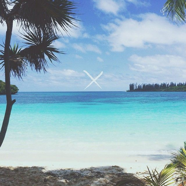 Isle of Pines // New Caledonia http://www.foundclothing.co