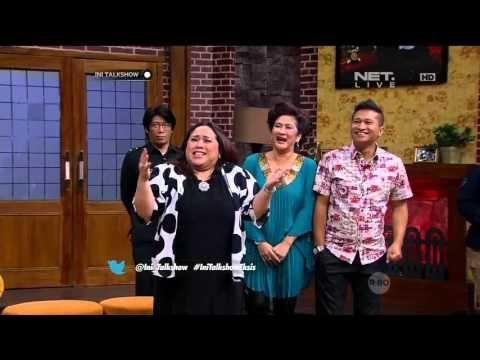 Pagi Pagi 24 Desember 2015 - Resolusi 2016 Tara Budiman Febby Blink & David Nurbianto
