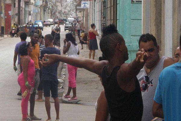 Día laborable en Cuba (foto del autor)
