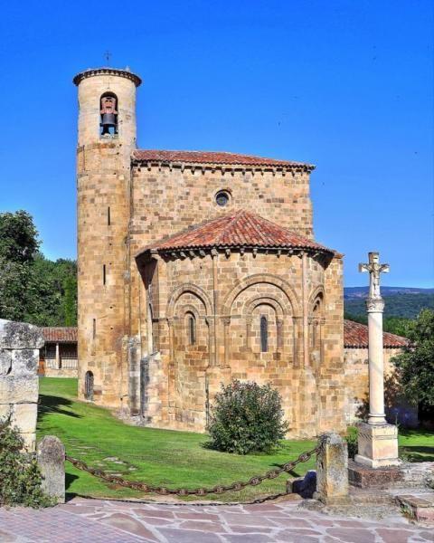 227 best images about santander espa a on pinterest for Architecture romane