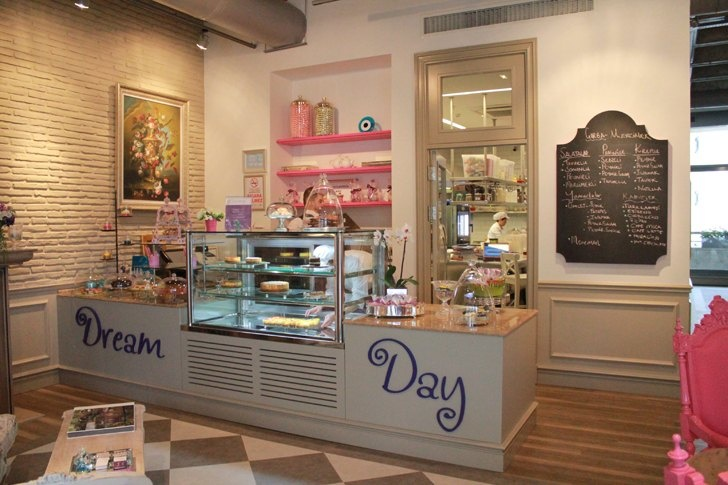 Dream Day Patisserie project