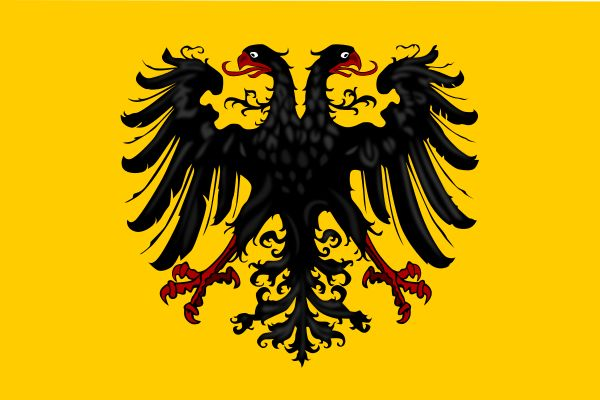 Banner of the Holy Roman Emperor (after 1400).svg