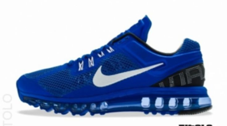 """This year's flagship runner by the Swoosh is on its way to select accounts in this all new """"Hyper Blue"""" colorway."""
