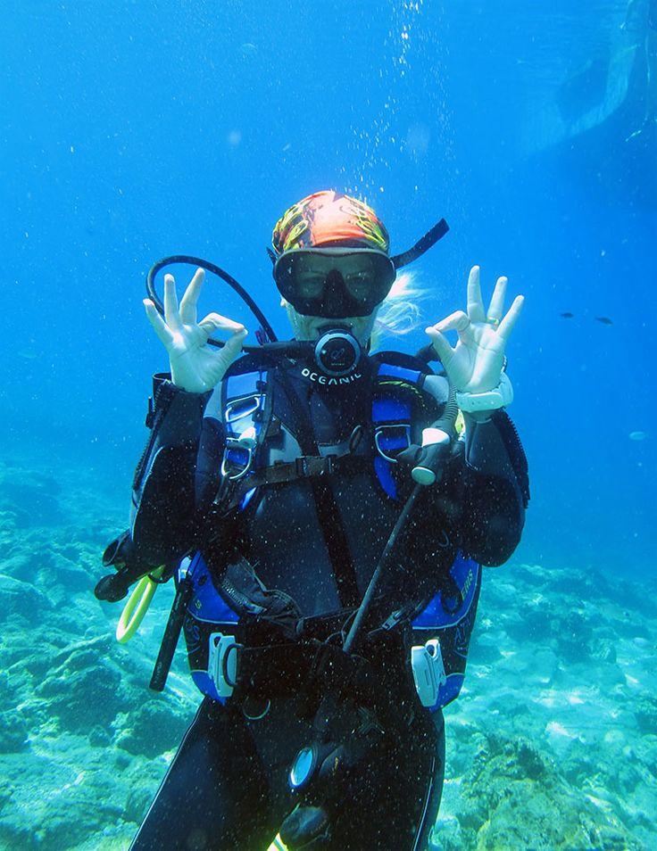 Scuba Diving is not a dream...  Dive at Bodrum Turkey  #Diving #ScubaDiving #Scuba