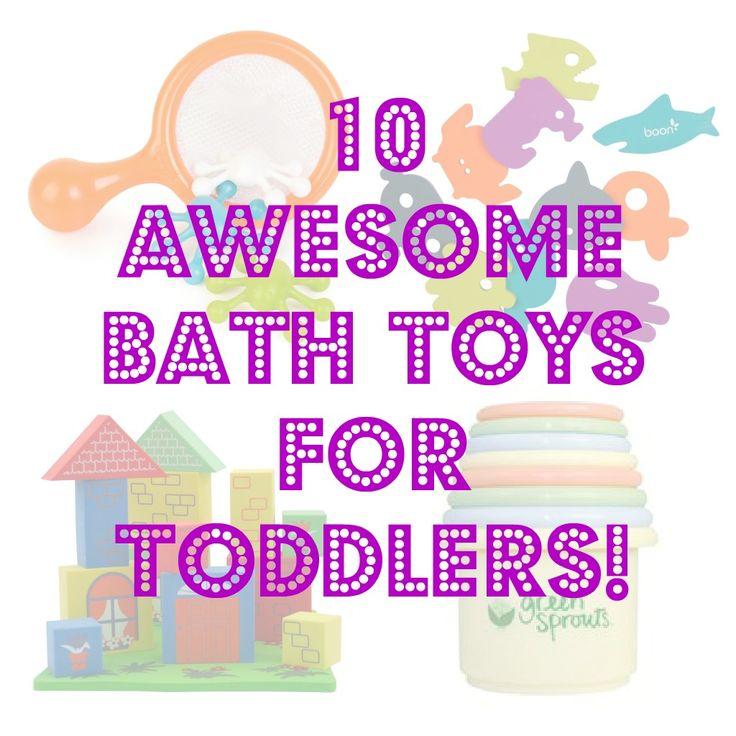 Awesome Bath Toys For Toddlebath toys!