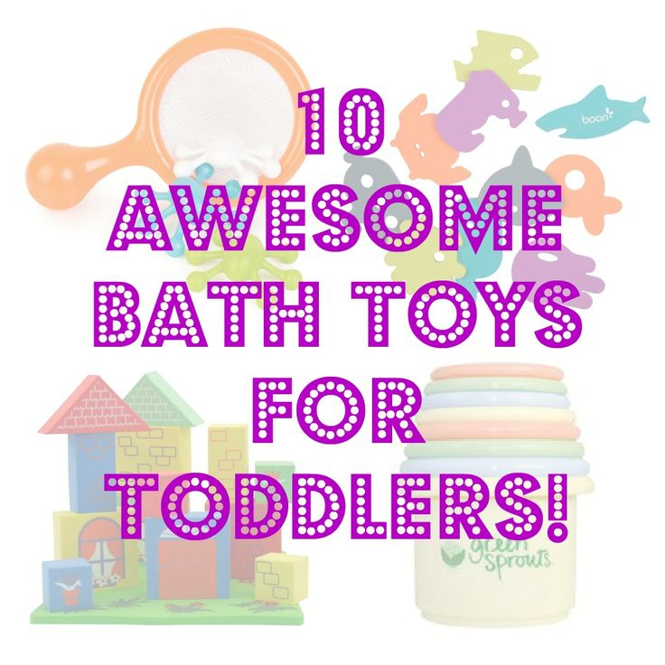 Awesome Bath Toys For Toddlebath toys!