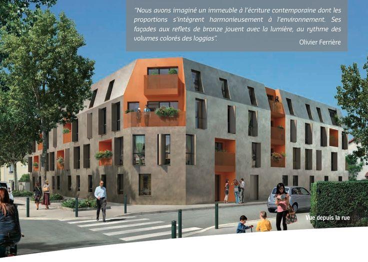 Une nouvelle vision de l'élégance et de l'espace aux portes de Paris s'offre à vous ! Dans un quartier animé et très prometteur, à 10 minutes seulement de Paris grâce au RER D, Bouygues Immobilier vous propose une nouvelle résidence intimiste, à l'architecture contemporaine, au sein d'un chaleureux quartier réputé pour son ambiance « villageoise ».  Vous pourrez choisir parmi des appartements classiques, du studio au 5 pièces, ou quelques duplex séduisants avec jardins privatifs pour…