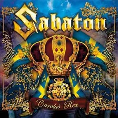 Sabaton - Carolus Rex, Black