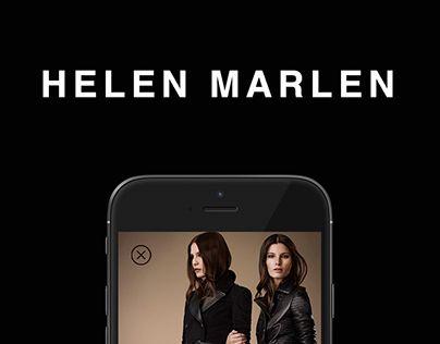 "Check out new work on my @Behance portfolio: ""Helen Marlen iOs app"" http://be.net/gallery/41247859/Helen-Marlen-iOs-app"