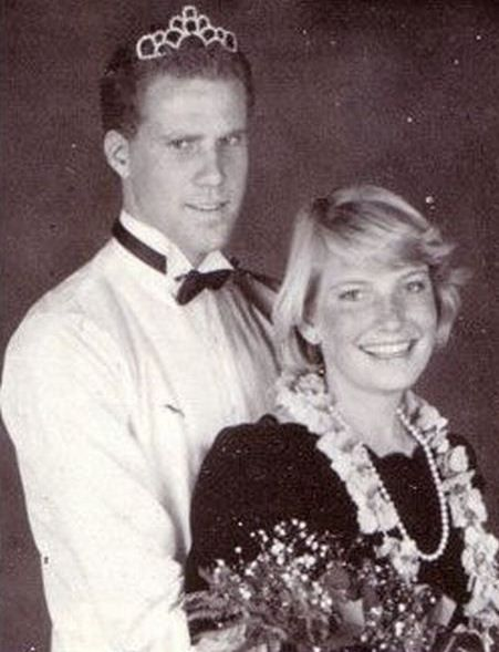 Will Ferrell's prom picture