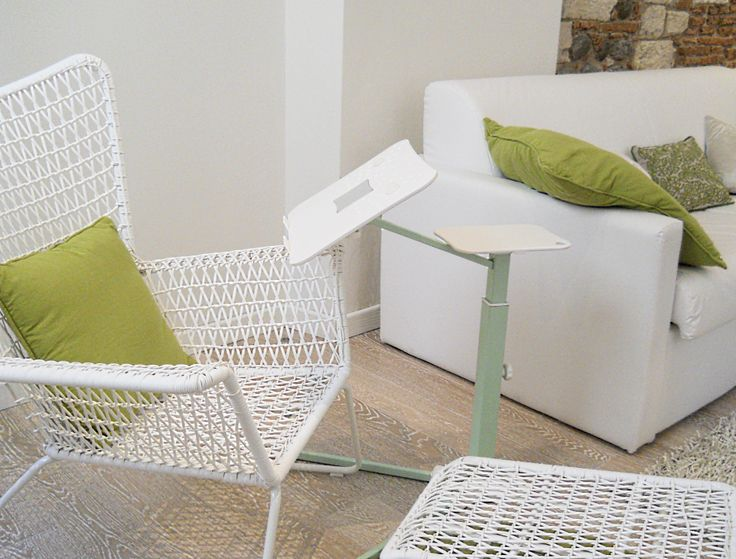 lounge-book at juliet House Verona