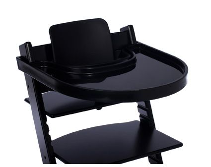 Playtray is a tray designed for the Stokke Tripp Trapp chair. Playtray can be used when eating, playing and drawing and makes life easier for the child as well as its parents.