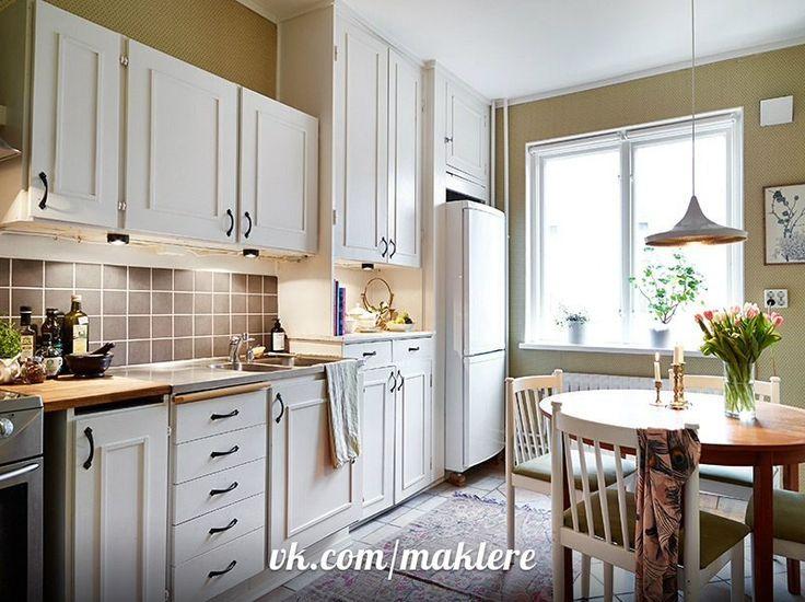 Кухни и столовые в скандинавском стиле | 4,096 Bilder