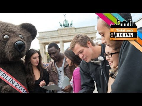 Ticket nach Berlin | Berlin: Mit der Rikscha durch die Stadt / Teil 1 - YouTube