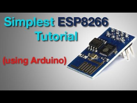 DIY How To make a Simple IoT Data Logger using ESP8266 - YouTube