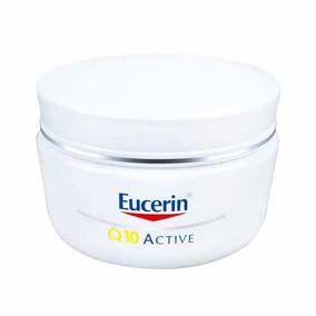 Eucerin Euc Crema Q10 Dia Antiarrugas 50Ml Una hidratante antiarrugas de textura enriquecida que reduce la profundidad de las arrugas y líneas finas en 5 semanas y protege frente al envejecimiento prematuro de la piel.