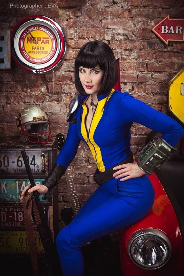 Lei Radna Cosplay - Fallout Sole Survivor - Cosplay - Fallout