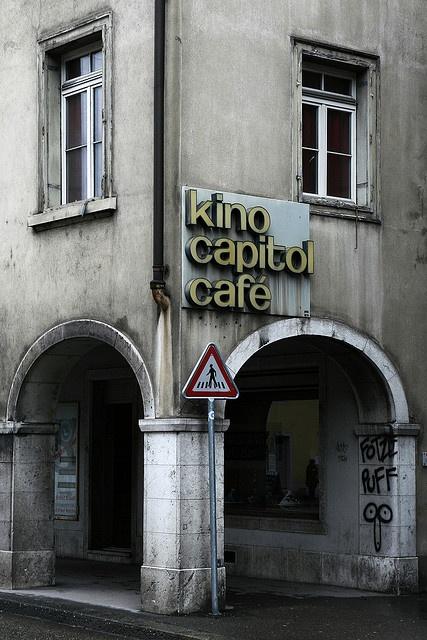 kino capitol café, Solothurn, Switzerland
