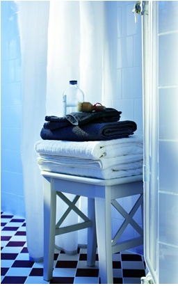 IKEA Banyo: Düzenli banyolar IKEA ile hayal değil!