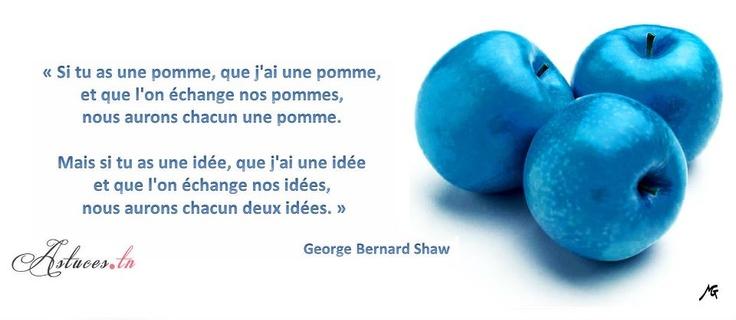 George Bernard Shaw (Echange)