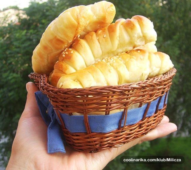 Peciva s maslacem — Recepti   Coolinarika - http://www.coolinarika.com/recept/peciva-s-maslacem/