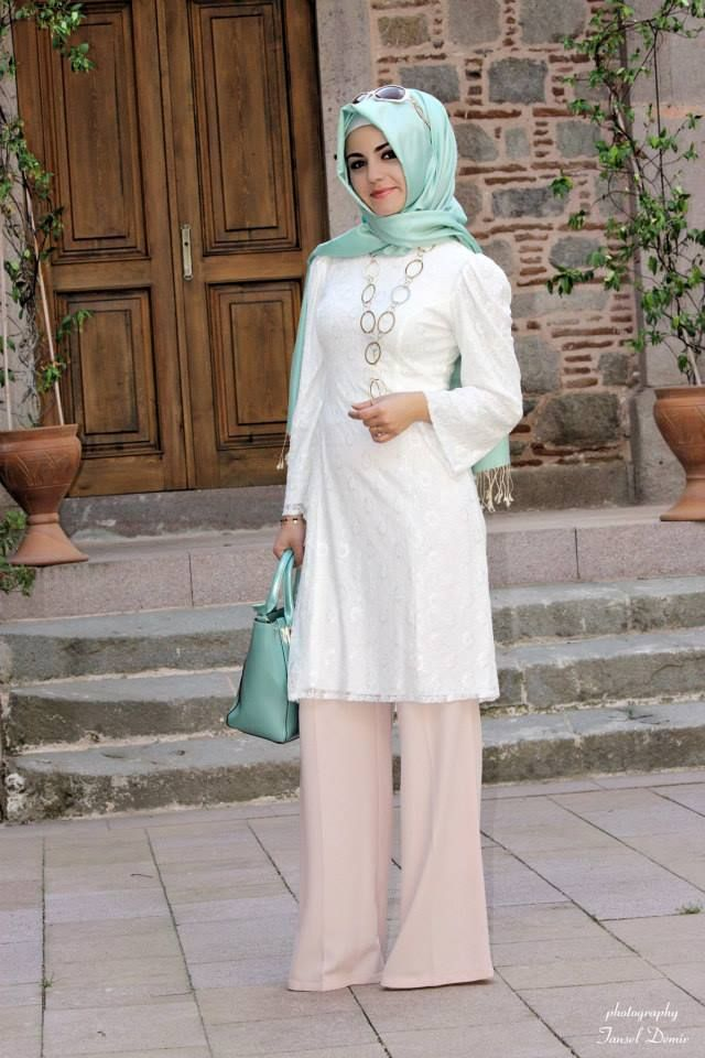 Hijab outfit<3 love this