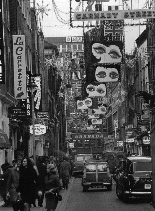 Carnaby Street 1960s - London