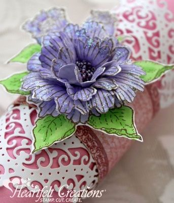 Heartfelt Creations | Elegant Napkin Ring