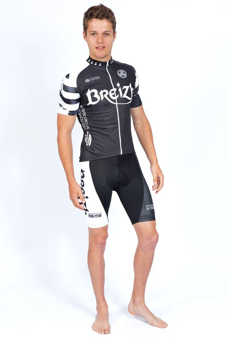 Cuissard cycliste Dynamic par Aerosporting