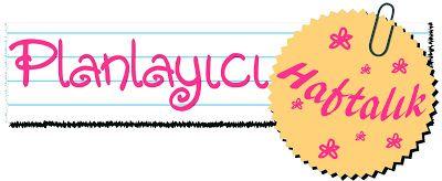 @aycanhayatadair: Okula Dönüş | Planlayıcı pano