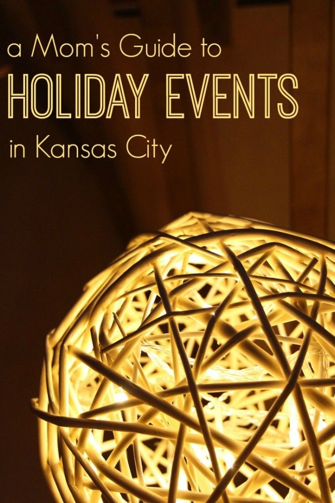 A Mom's Guide to Holiday Events in Kansas City #rawxies #2015 #shopping