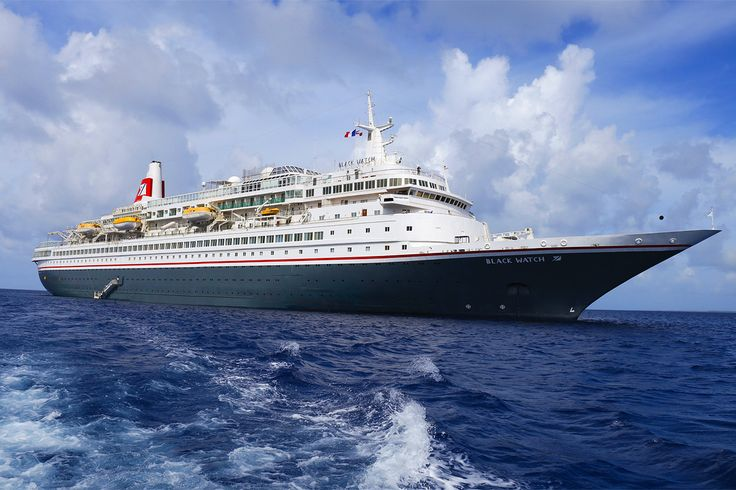 The Black Watch a real British Favourite! What is yours? Image thanks @fredolsencruise #fredolsen #British #Cruises