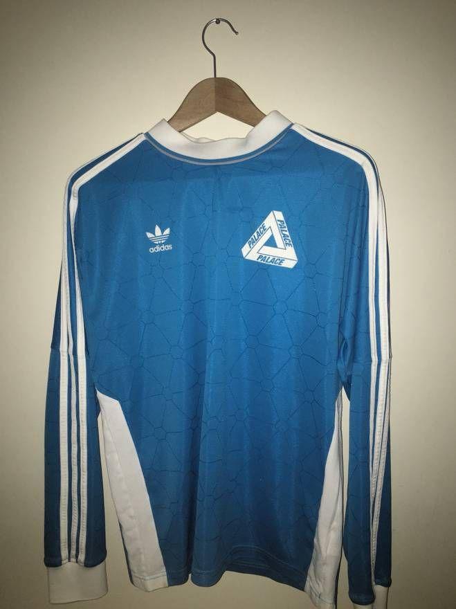 36251ad5619 Palace Adidas Football Jersey | // FC VIBES // | Adidas football ...
