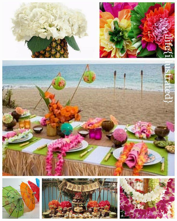 40 Best Hawaiian Wedding Ideas Images On Pinterest