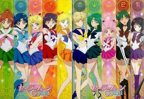 Sailor moon cristal Sailor jupiter,sailor mercuri,sailor moon,sailor mars,sailor venus,sailor uranus ,sailor neptun, sailor chibi, sailor,sailor plut ,sailor saturn