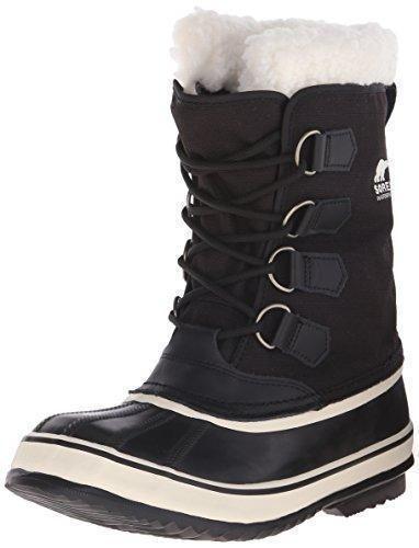 Oferta: 75.52€. Comprar Ofertas de Sorel Winter Carnival - Botas de material sintético para mujer, Black. Stone 11, 39.5 EU (6.5 Damen UK) barato. ¡Mira las ofertas!
