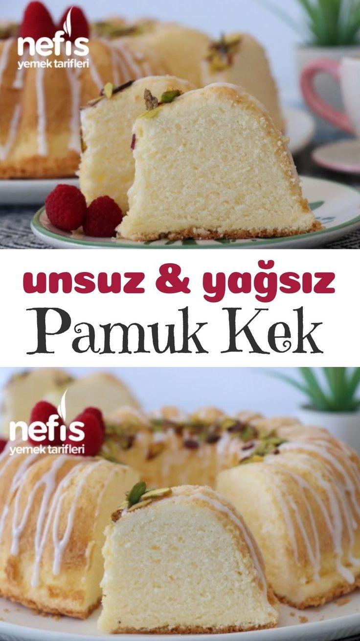 Video Beschreibung Unsuz, fettfreier Baumwollkuchen (mit Video) Wie erstelle ich ein Rezept? 10   – kek