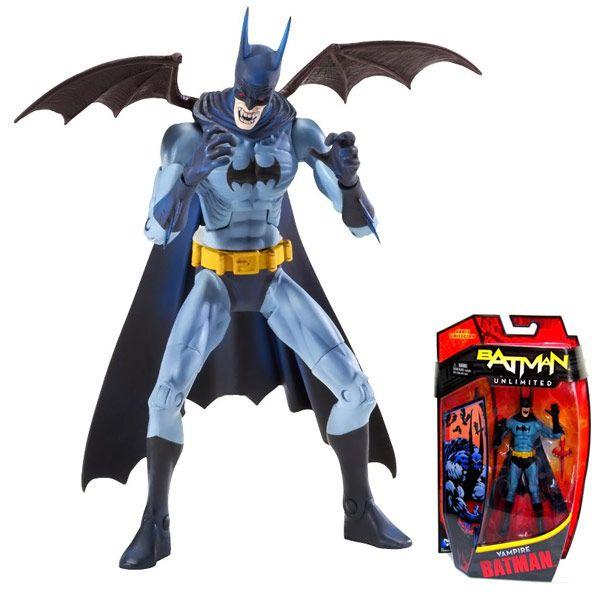 Batman Unlimited Vampire Batman Action Figure $17.99