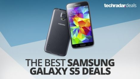 TechRadar Deals: The best Samsung Galaxy S5 deals September 2016
