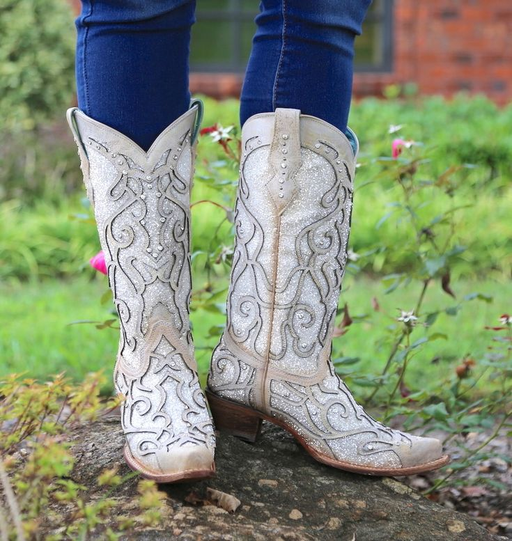 11+ Wedding cowgirl boots white ideas in 2021