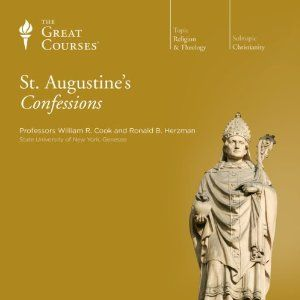 St. Augustine's Confessions Lectures - on Audible.com