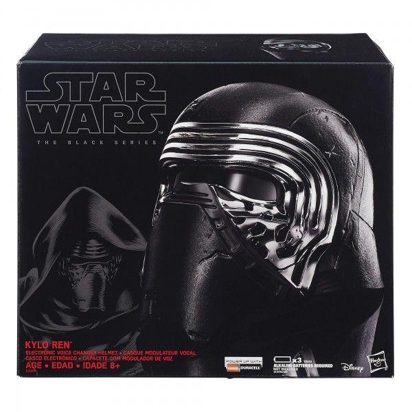 ToyzMag.com » Concours Star Wars Black Series le Casque de Kylo Ren