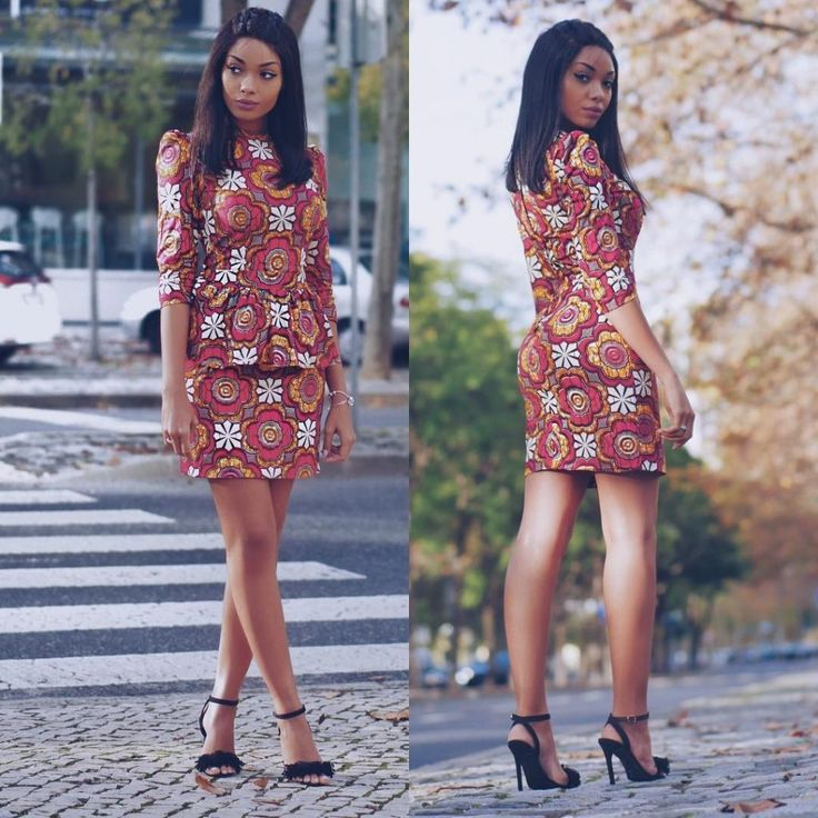 Contemporary Chic Ankara Styles - Wedding Digest Naija