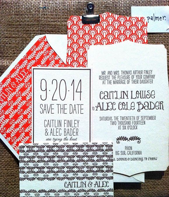 i love these wedding invitations! and web site