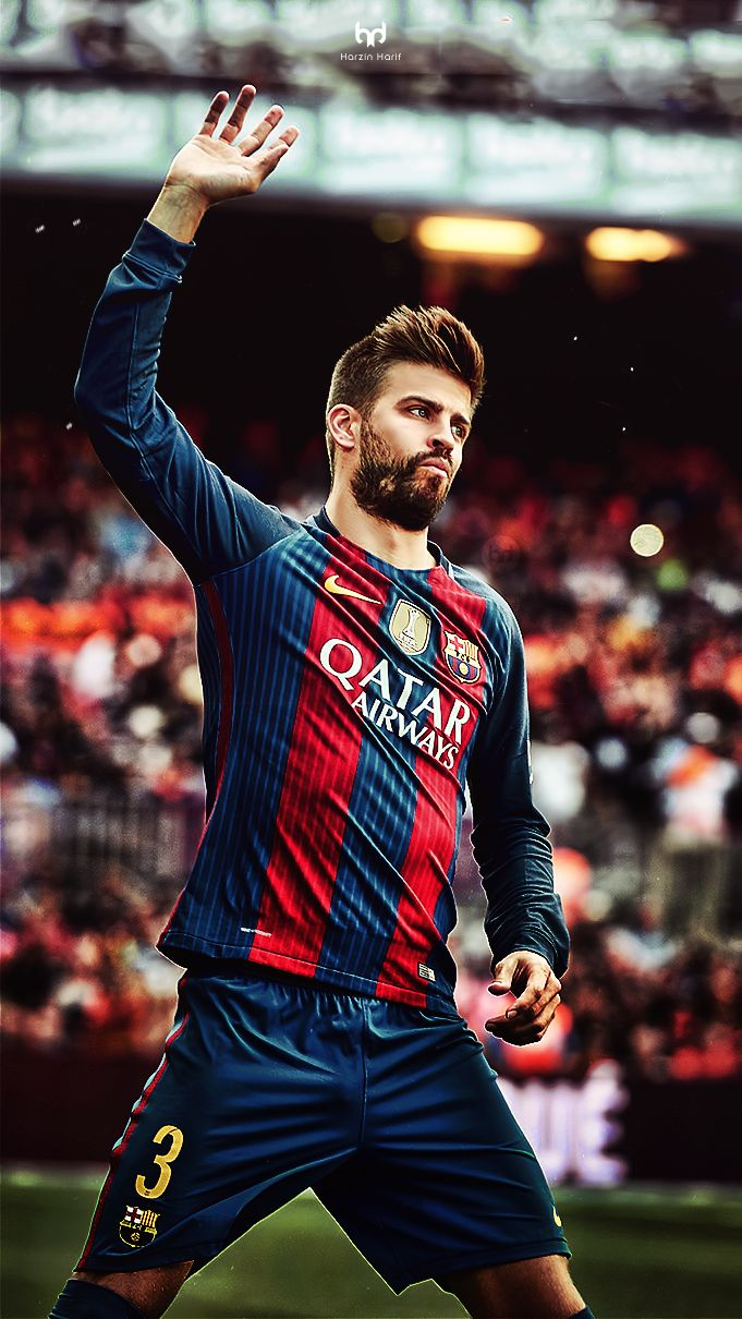 Wallpaper iphone neymar - Pique Wallpaper
