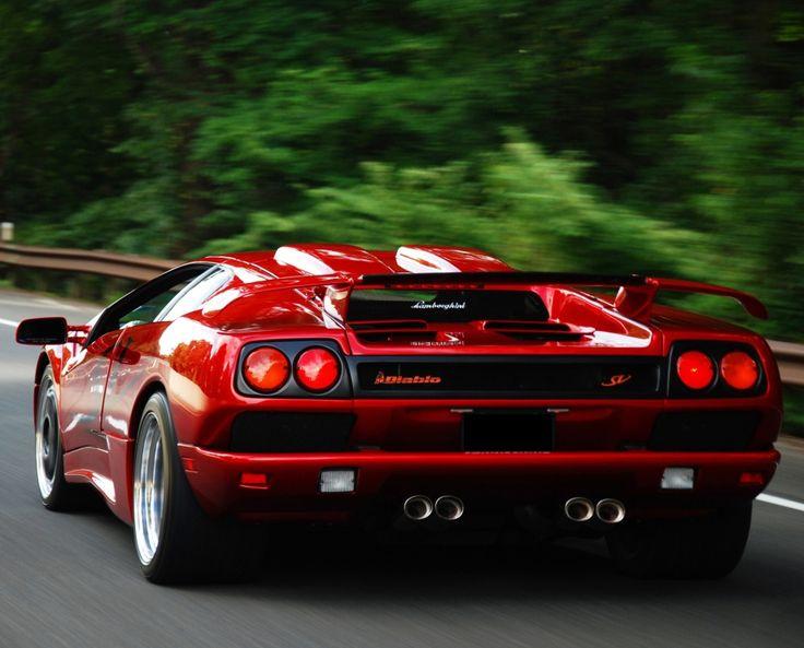 Lamborghini Diablo!