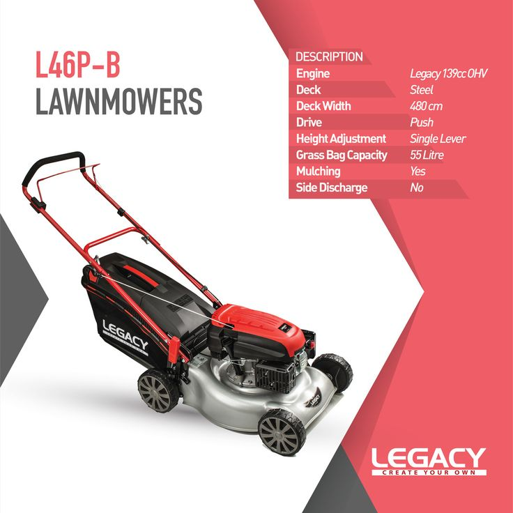 L46P-B Legacy Steel Deck Lawnmowers  Call us for more information 353 (057) 8623809  #legacy #l46p-b #legacylawnmower #lawnmowers #garden #machines #newlook #l46p-b #ireland #2018 #camsaw_official #camsaw #tools #equipment #landscaper #gardener #gardening #power #performance #steel #durability  #quality #uk #uklawncare #lawncare #northernireland