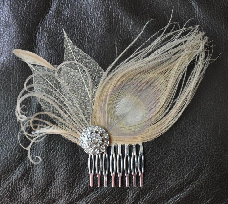 Acessório de cabelo, pente de noiva, pente de casamento, peça de cabeça de noiva, peça de cabelo de …   – TOCADOS